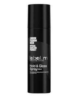 label.m Hold & Gloss Spray 200ml