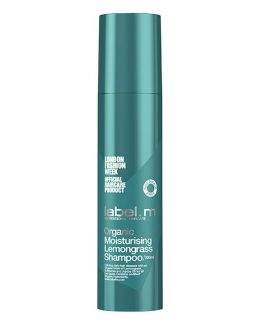 label.m Organic Moisturising Lemongrass Shampoo 200ml