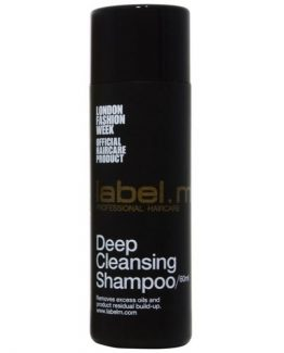 label.m Deep Cleansing Shampoo 60ml
